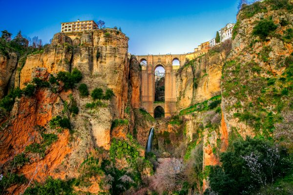 If we're talking about the best village day trips from Malaga - Ronda is essential!