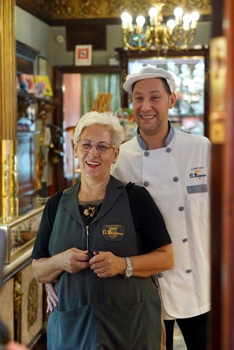 Best pastries in Madrid