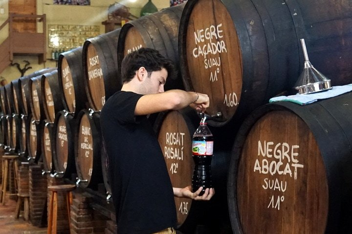 local vermouth tour barcelona