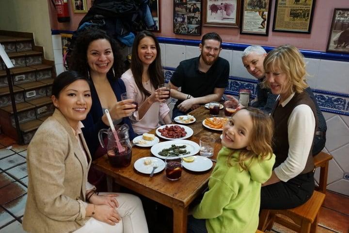 Best restaurants in Madrid