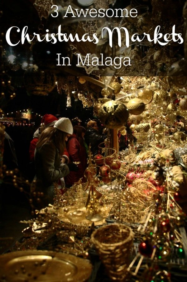 These Christmas markets in Malaga offer all the European winter charm you know and love—but with all the sun and fun of the Costa del Sol. Here's where to find gifts for everyone on your list.