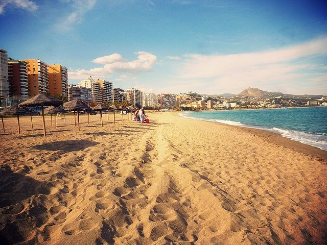 Summer is one of the best times to visit Malaga