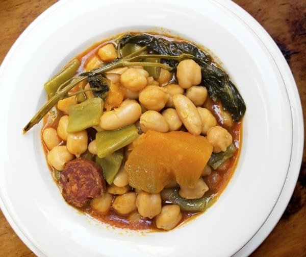 Berza Malagueña, some of the best comfort food in Malaga!