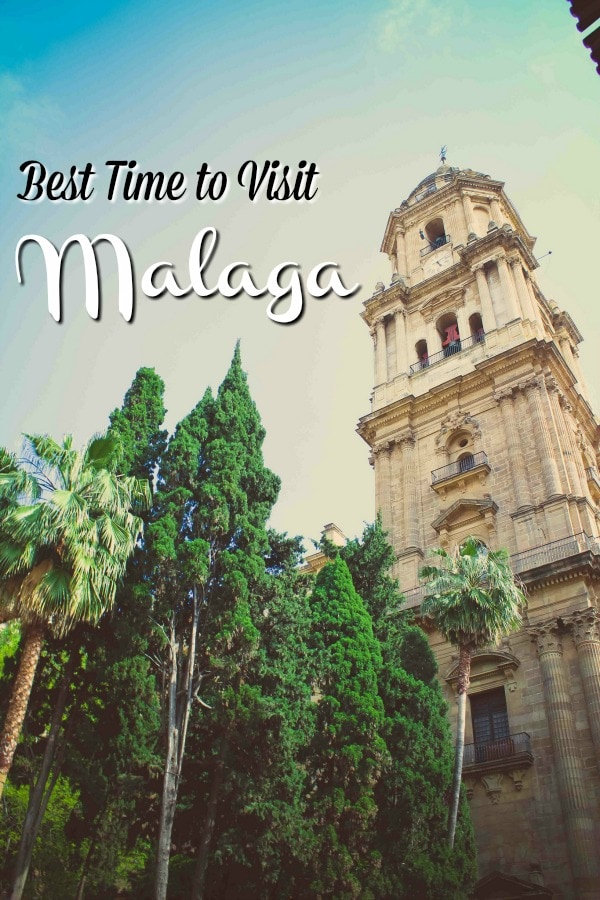 Devour Malaga's best times to visit Malaga (which, in our opinion, is all the time!)