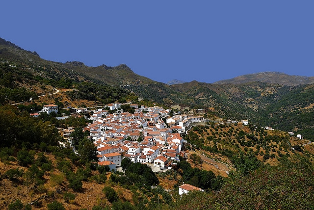 White villages are some of the 10 reasons you can't miss Devour Andalusia!