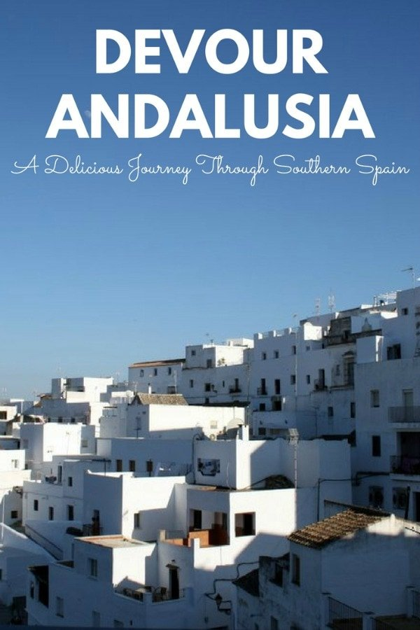 Take a southern Spain getaway with Devour Andalusia!
