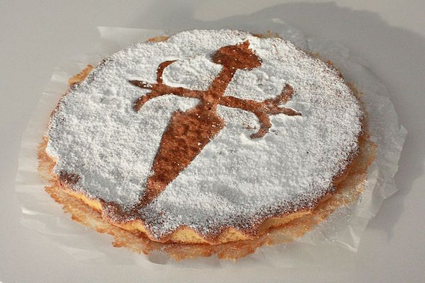 typical desserts from Galicia