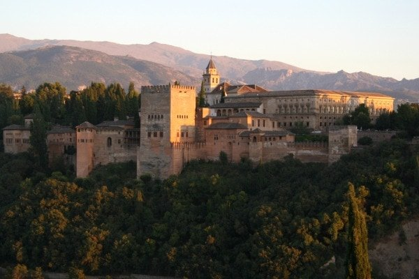 One of the best sunsets you'll ever see is over the Alhambra from the Mirador de San Nicolás. Grab a bite at nearby restaurant Estrellas de San Nicolás, one of the best places to eat in the Albayzín!