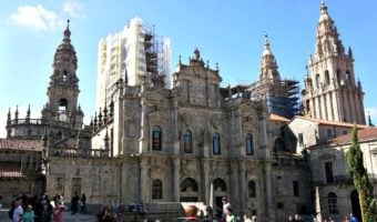 One of the top attractions in Santiago is its famous Cathedral. A work of art inside and out, it's definitely worth a visit on your trip to Galicia!
