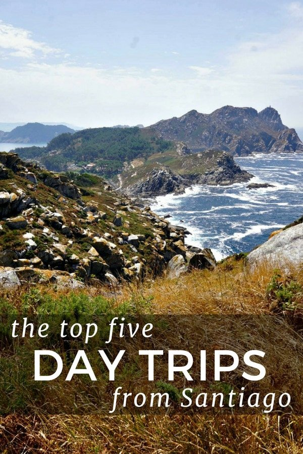 Wondering what to do on your trip to Galicia? These five day trips from Santiago de Compostela make an excellent addition to any itinerary.