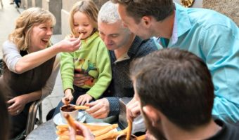 One of our top picks for the best activities for kids in Granada? A family-friendly food tour!