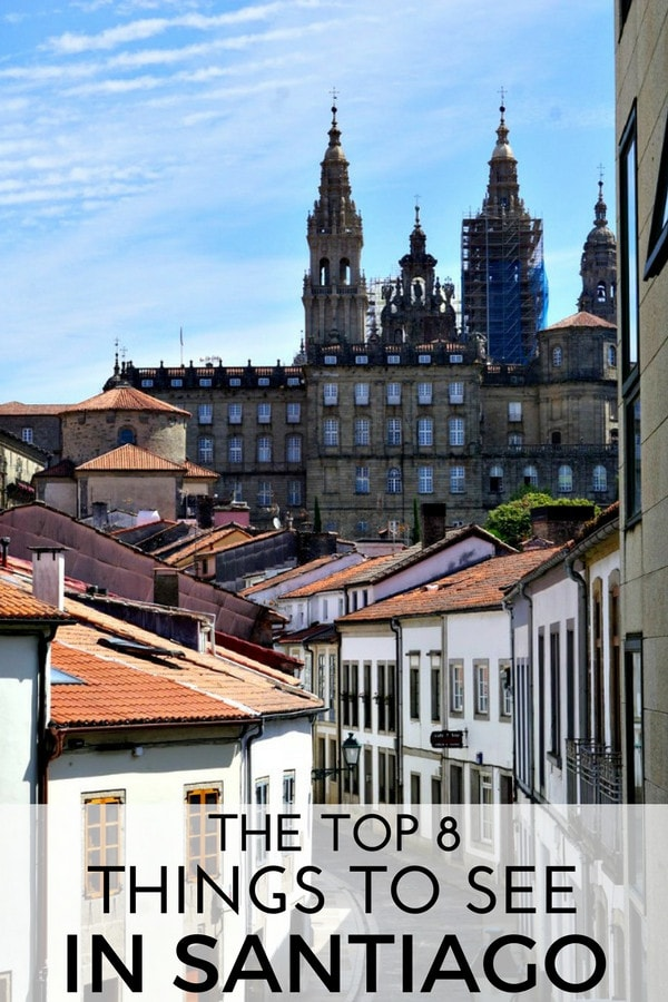 The capital of the Galician region in Spain is a city that charms all who visit it. If you're planning a trip, you'll want to add these eight things to see in Santiago de Compostela to your list.