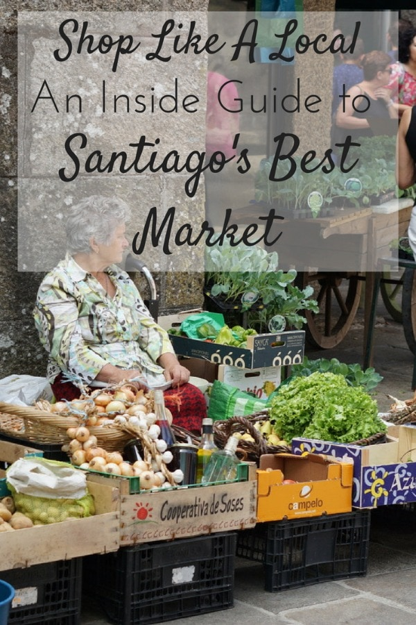 Looking for the tastiest and most typical ingredients in Galicia? Wander through the best market in Santiago de Compostela and you'll find everything you need.