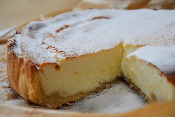 Creamy Galician cheesecake or Tarta de Requesón is simple to make and always a dessert hit. It's one of the top five typical desserts from Galicia!