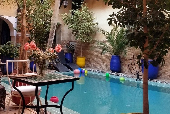 Riad Romance: A Romantic Hotel for Foodies in Marrakech