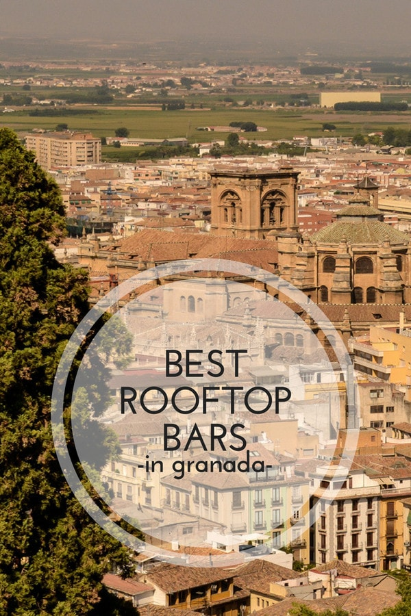 Ready to take your nightlife game to the next level? These rooftop bars in Granada will take your breath away with their sweeping views over Spain's most magical city—and that's not even to mention the great drinks and atmosphere.