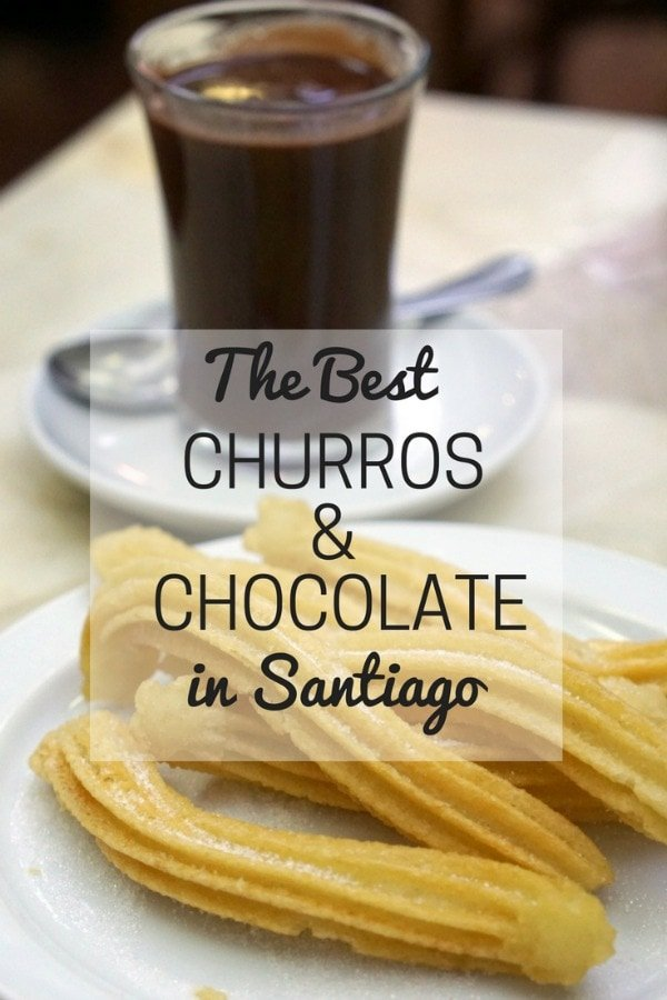 Got a sweet tooth? These five places with the best churros and chocolate in Santiago de Compostela are calling your name.