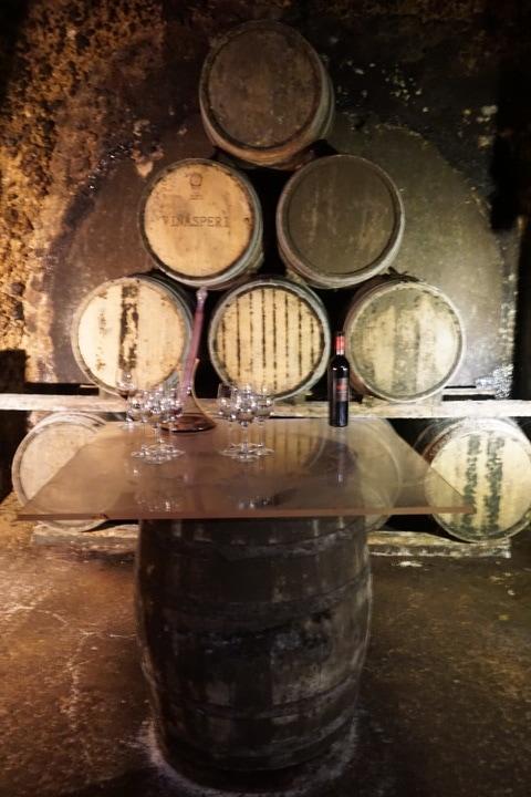 Wine Tasting in La Guardia La Rioja
