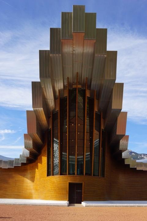 Ysios la Rioja bodegas
