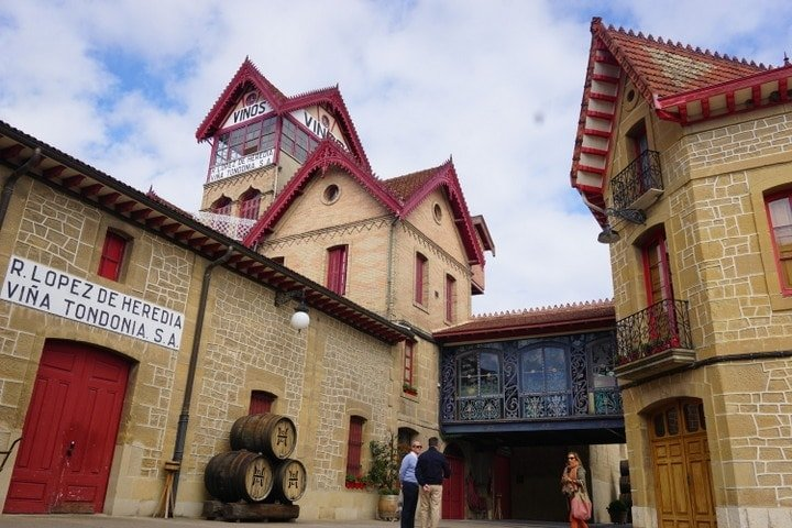 3 days in La Rioja