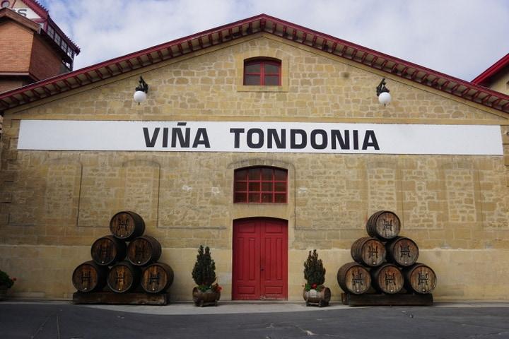 Viña Tondonia La Rioja; 3 days in La Rioja