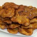 Tortas de la Abuela Spanish pastries for Lent