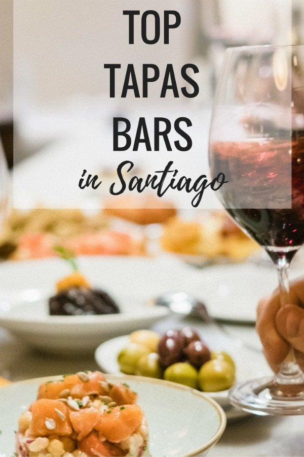 Explore Galicia's rich culinary tradition at these excellent tapas bars in Santiago de Compostela!