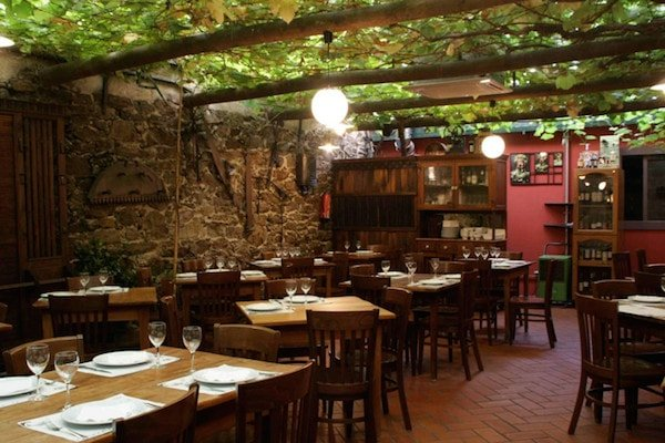 One of the best places to eat in Santiago de Compostela is O Dezaseis, where you can indulge in Galician cuisine made by passionate local chefs!