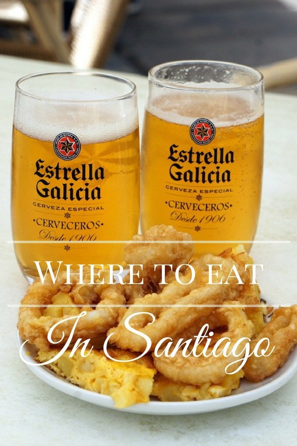 Wondering where to eat in Santiago de Compostela? Check out a few of the top places you should definitely visit to truly eat like a local on your trip to the Galician capital.