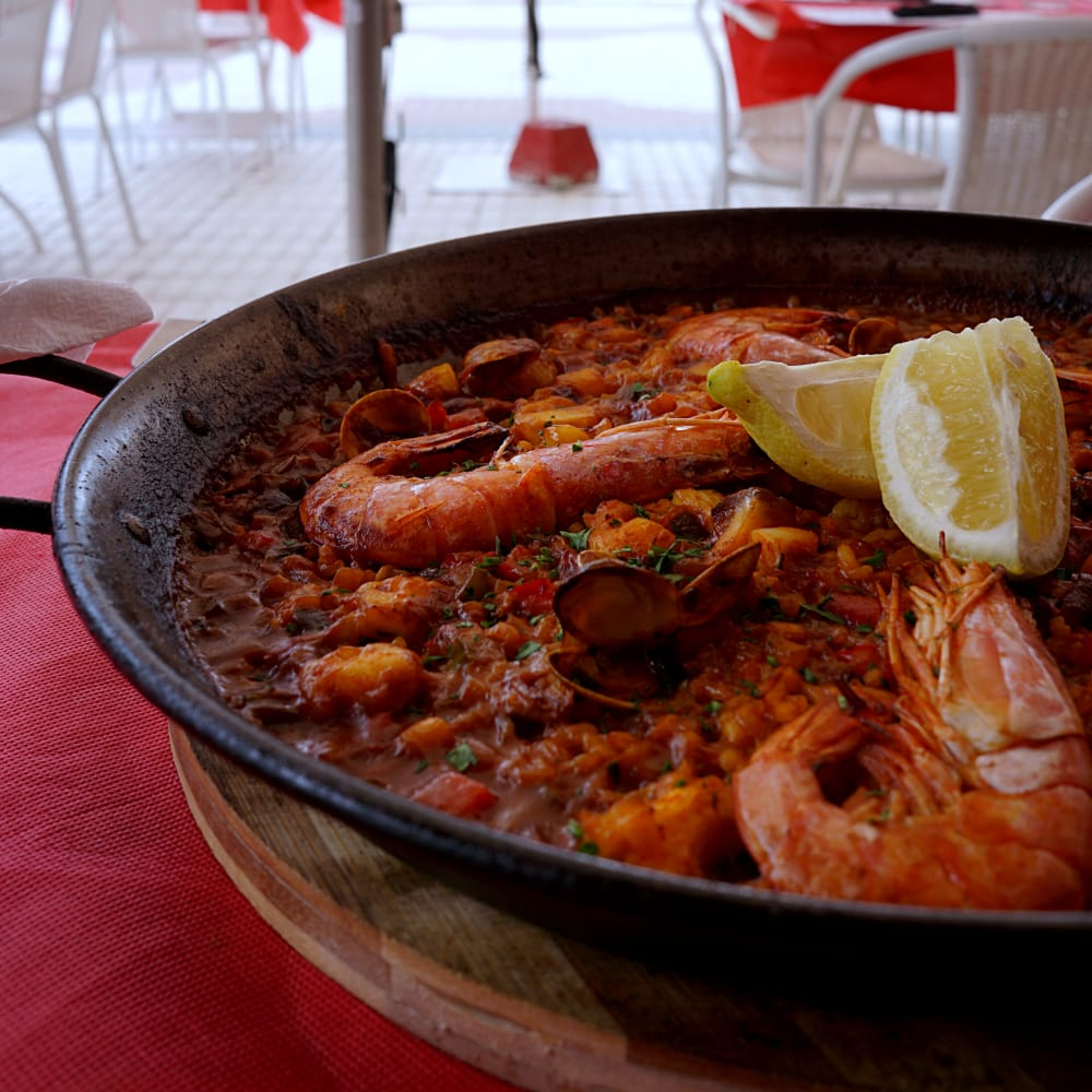Paella in Santiago might not be as well known as it is in Valencia, but trust us, they've got some incredible rice dishes!