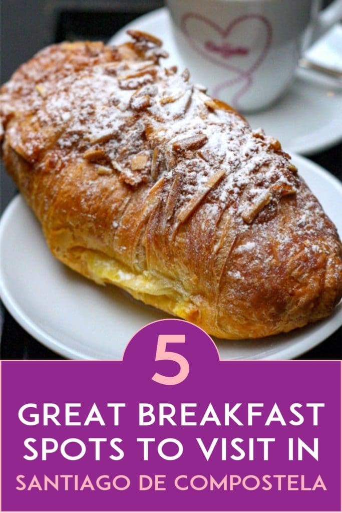 Start your day off right! Here are the top 5 spots for breakfast in Santiago de Compostela.