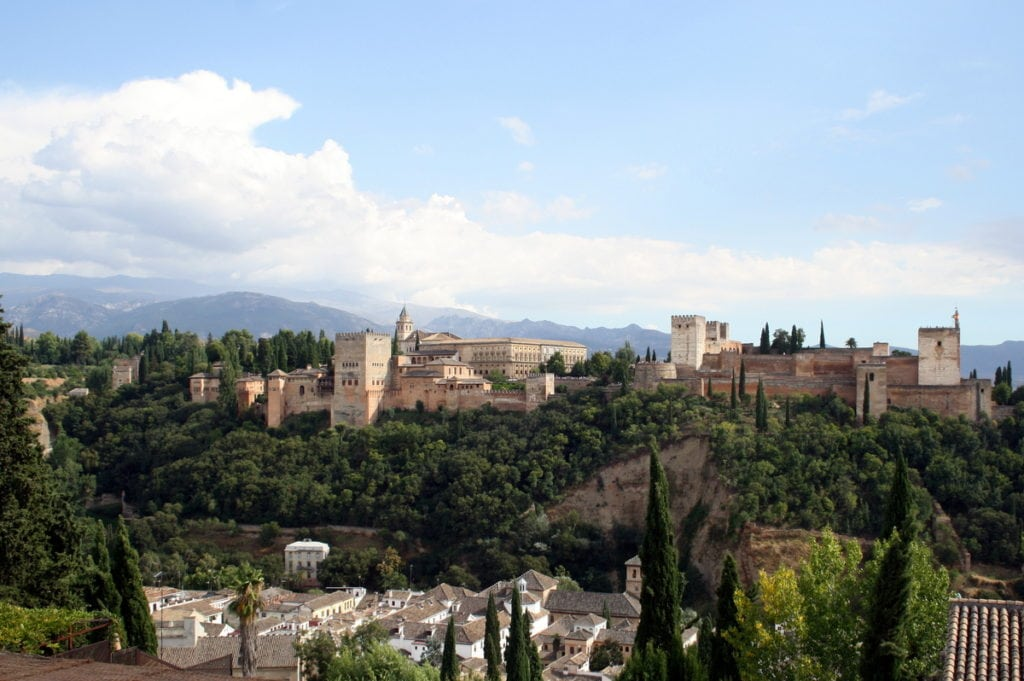 Where to stay in Granada Spain: Hotel Guide
