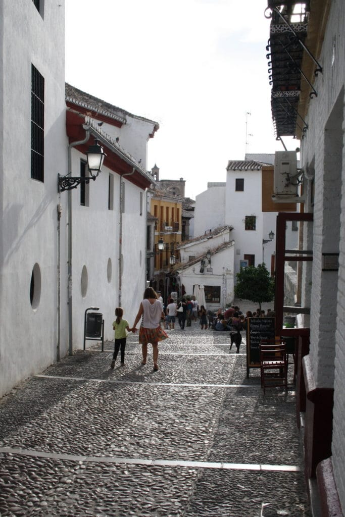 Albaicín Granada: where to stay