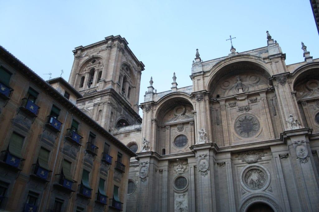 Granada historic center: Areas to stay in Granada