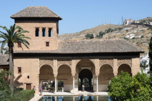 Where to stay in Granada: The Alhambra and Parador de Granada