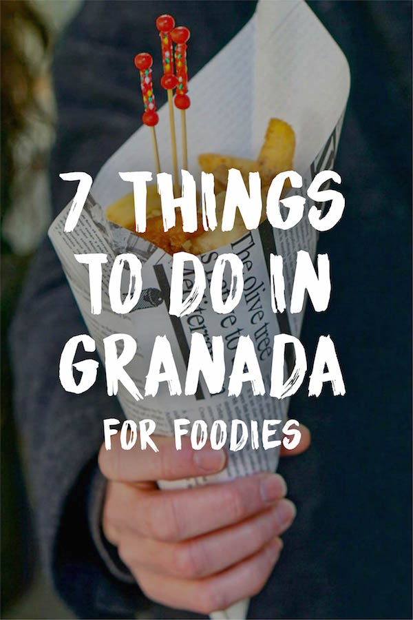 Enjoy a culinary adventure in one of Spain's most beautiful cities with these things to do in Granada for foodies.