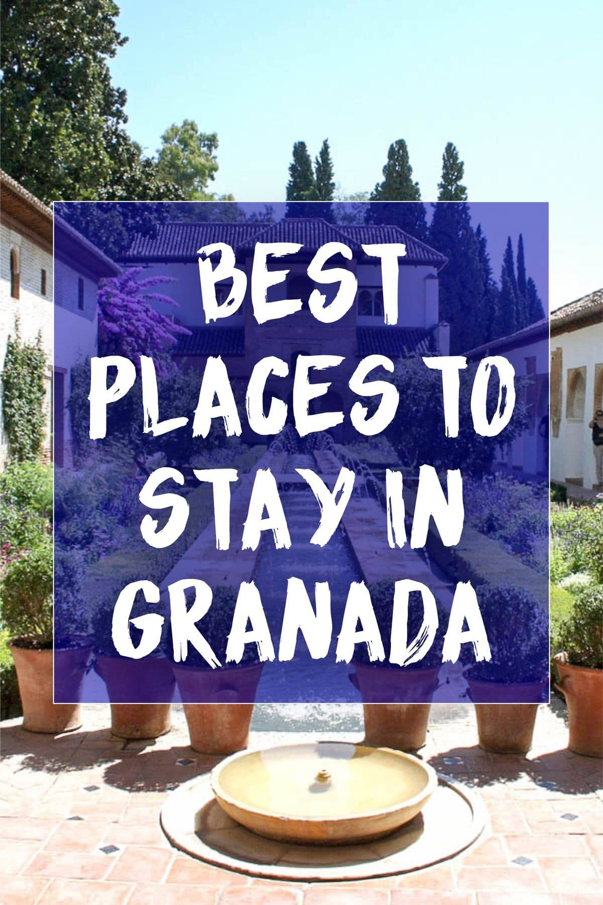 Accommodation is a key part of any trip to a new city! Make sure you find the perfect hotel for you with our guide on where to stay in Granada.