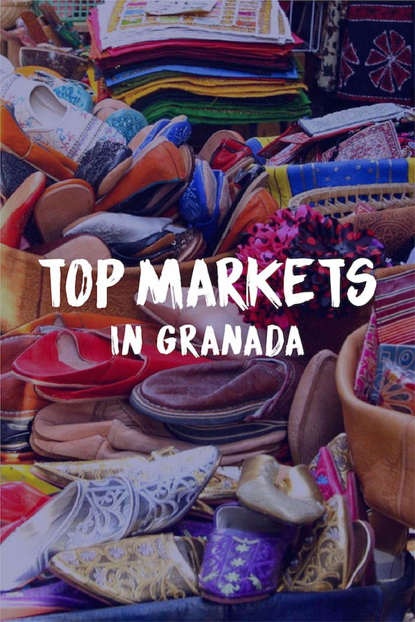 Experience the best of the city like a local while stepping back in time to its Moorish past. Here are our picks for Granada's top markets.