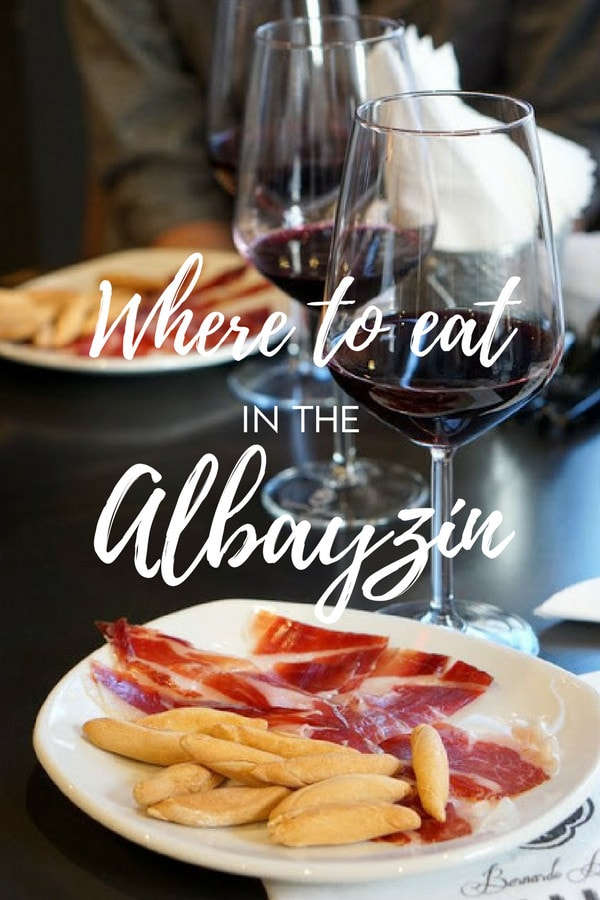 Don't go hungry while exploring one of Granada's most famous neighborhoods! Here are the top picks for places to eat in the Albayzín.