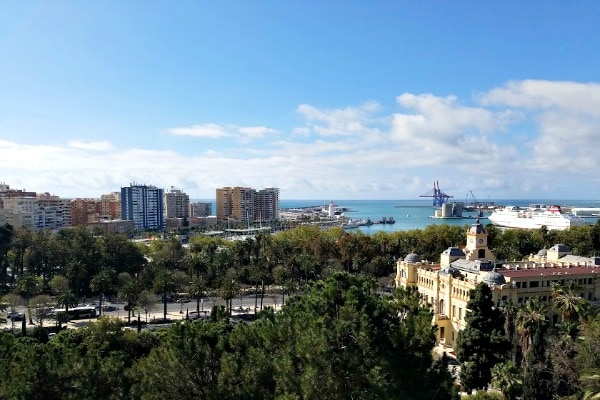 Visiting Malaga's Alcazaba and nearby Gibralfaro Castle are great kid-friendly activities in Malaga.