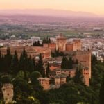 Get off the beaten path in Granada and check out this spectacular view of the Alhambra from La Silla del Moro!