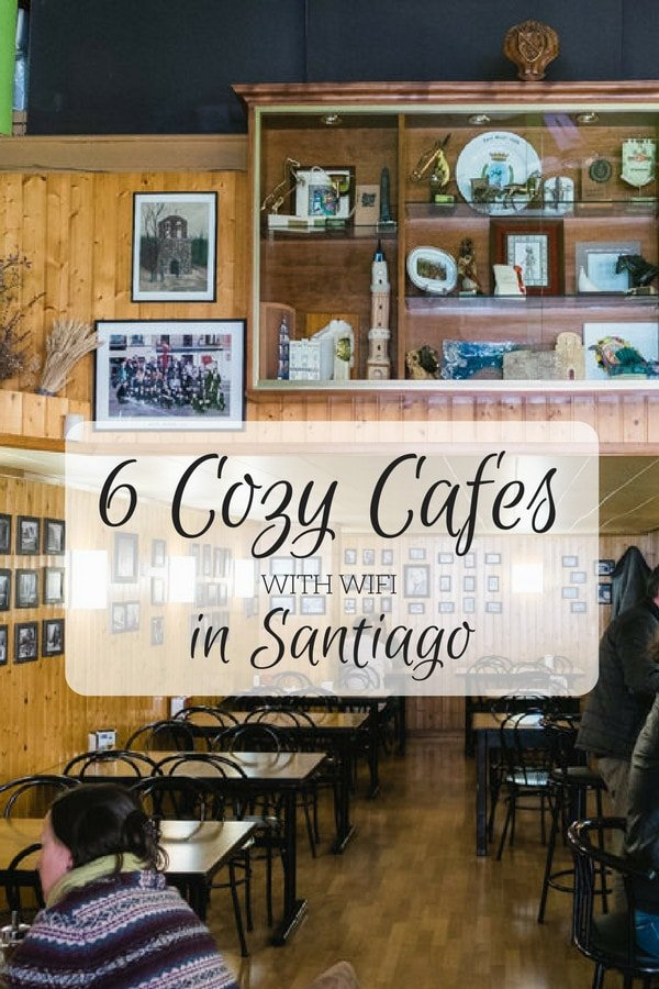 Caffeinate and connect at one of these cozy cafes with free wifi in Santiago de Compostela!
