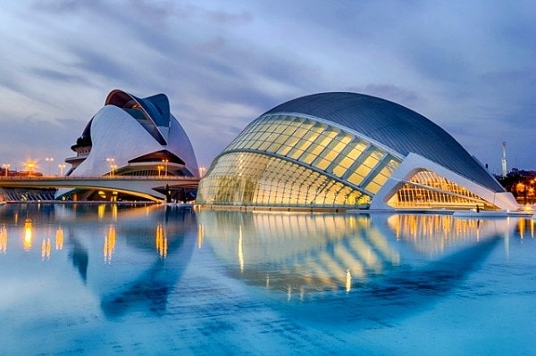 The City of Arts and Sciences is one of the most recognizable things to see in Valencia. You could spend all day here!