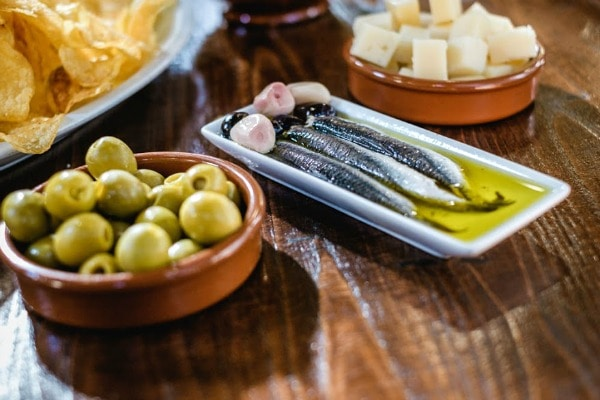 Seafood in Granada is some of the best in Spain, despite its inland location.