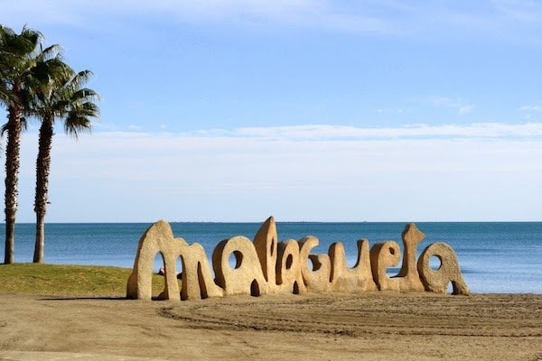 Looking for kid-friendly activities in Malaga? Sometimes nothing beats a day at the beach!