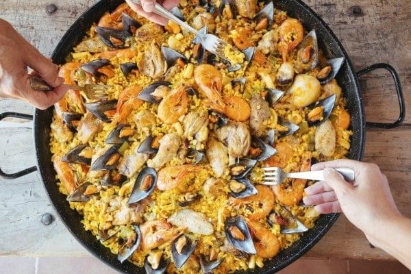 4 Places to Find the Best Paella in Malaga (And More Tasty Spanish Rice)