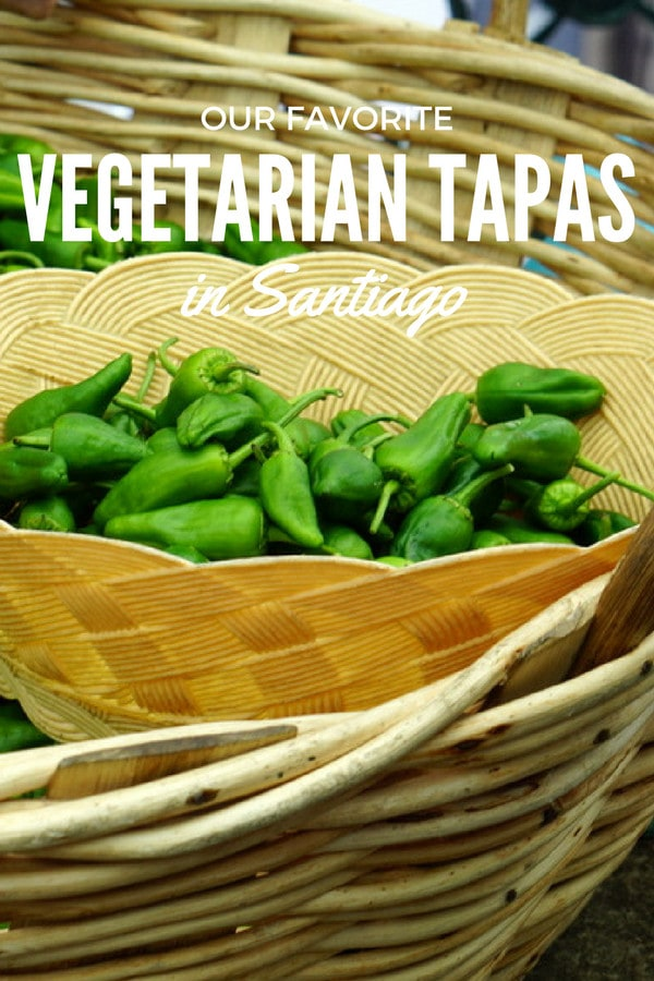 Vegetarian tapas in Santiago de Compostela are varied, healthy and delicious! Here are some fantastic options if you'd prefer your tapas meat-free.