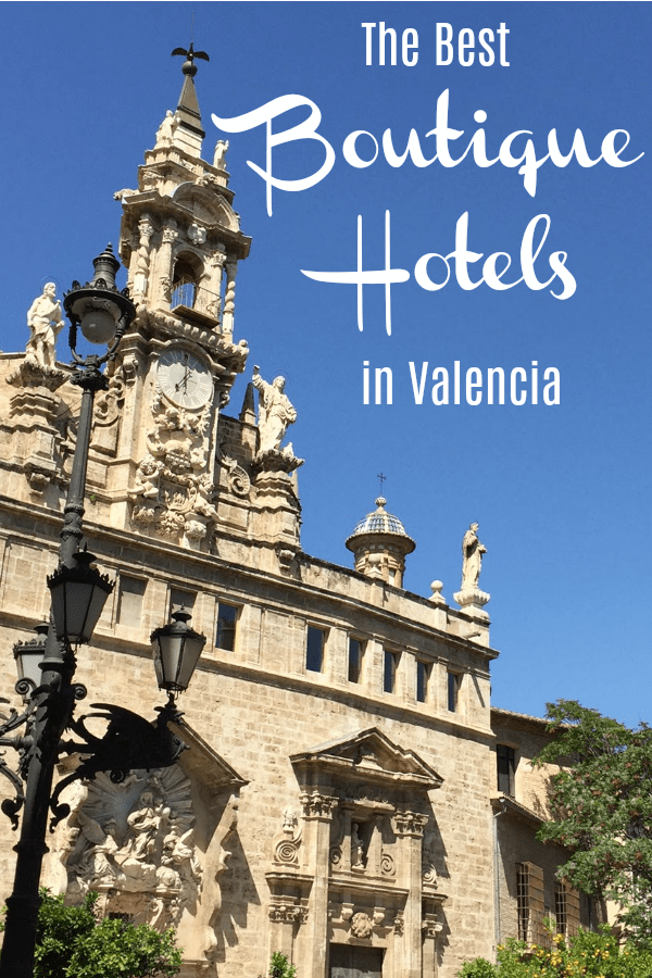 If you want style, attention to detail and extraordinary service during your time in Spain, check out our list of our favorite boutique hotels in Valencia