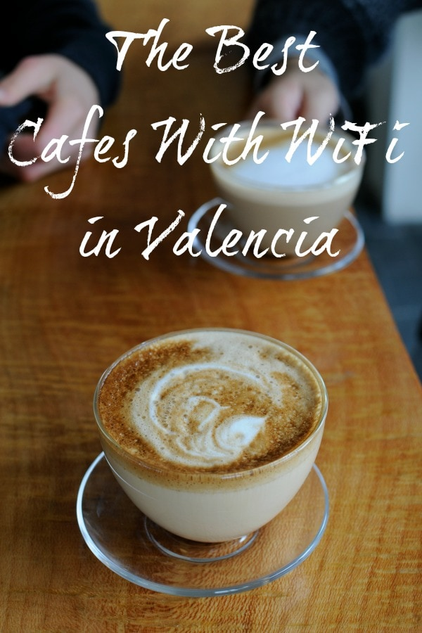 Whether you need to search for your next restaurant, check in with family or upload your most recent snap, here are the best cafes with WiFi in Valencia.