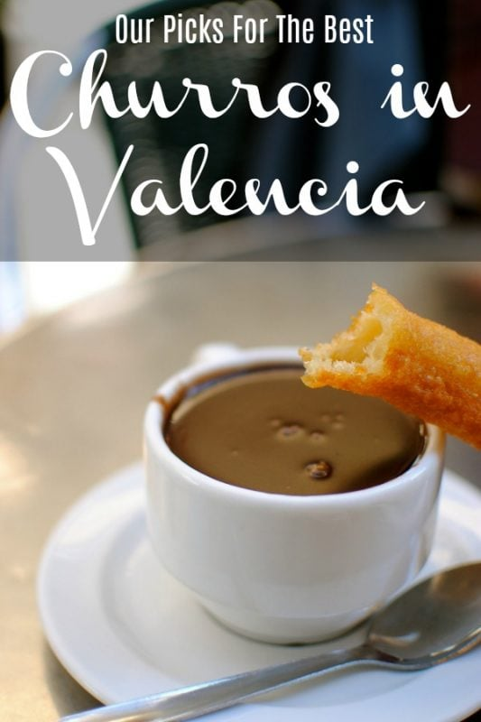 Do you have a sweet tooth like us? Check out our picks for some of the most deliciously indulgent churros in Valencia — you won't regret it!